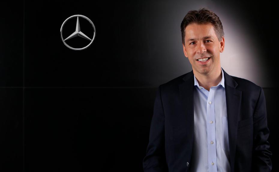 Dietmar Exler, CEO Mercedes-Benz Nordamerika
