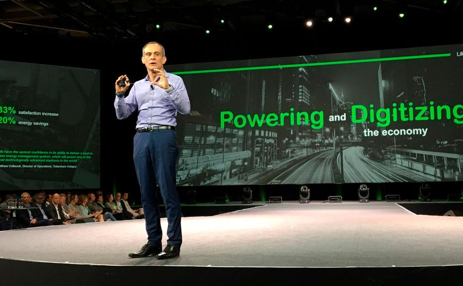 Das Leben und die Digitalisierung vorantreiben: Schneider Electric CEO Jean-Pascal Tricoire
