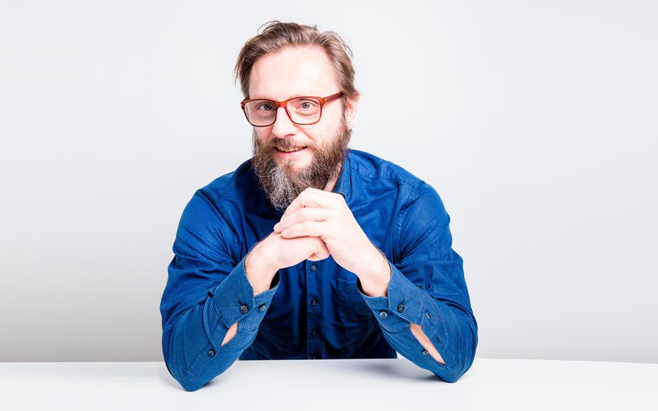 Wikifolio CEO Andreas Kern - ein Pionier unter den Fintech-Start-up-Unternehmern. | Foto: Lukas Ilgner | http://www.lukasilgner.at/
